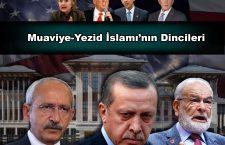 Muaviye-Yezid İslamı'nın Dincileri