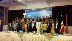 Nakliyat-İş'ten: Genel Başkanımız Ali Rıza Küçükosmanoğlu'nun da üyesi bulunduğu Dünya Sendikalar Federasyonu Başkanlık Kurulu Toplantısı Tahran'da gerçekleştirildi