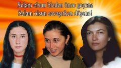 Bedence aramızdan ayrılan Necla Kıran,  Semiha ve Perihan Güldemir Yoldaşlar  Ankara ve İstanbul'da anıldı