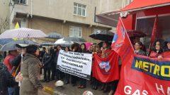 Kurtuluş Partili Kadınlar 8 Mart'ı özüne yaraşır şekilde direnişle kutladı