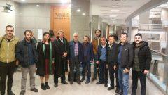 Taksim'i İşçi Sınıfının vatanı bilen HKP'liler; 1 Mayıs mücadelesini sürdürüyor