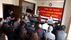 Üç Çınar; Sıtkı, Faruk ve Orhan Yoldaşlar Devrimci Mücadelemizde yaşıyor!