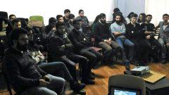 Ankara'da Mimar Mühendisler Kurtuluş Partisi Gençliğiyle birlikte bilinçleniyor bilinçlendiriyor