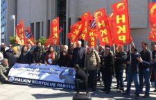 Genel Başkanımız AKP'giller'i yargılamaya devam ediyor