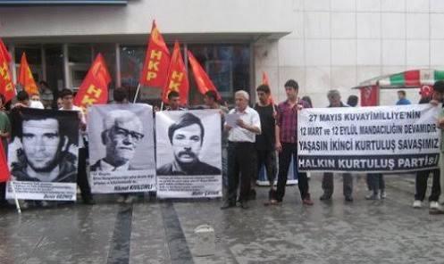 27 Mayıs Politik Devrimi'nin 58'inci yıldönümü kutlu olsun!