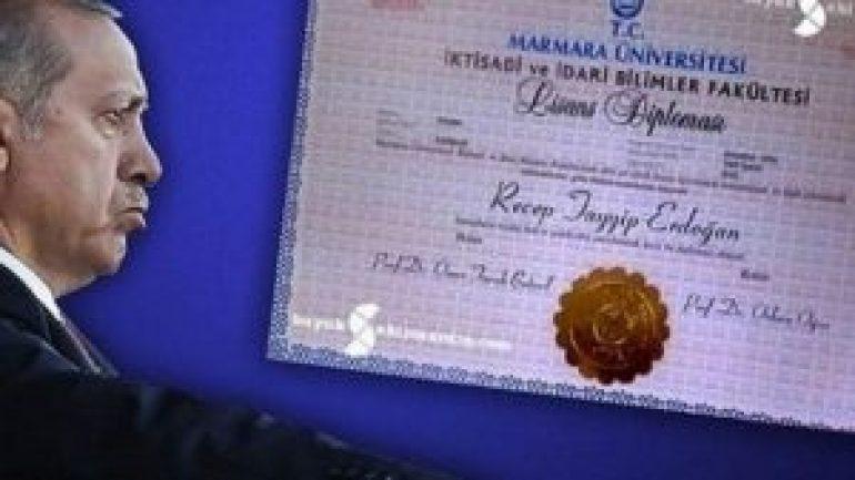 YSK, somut belgelerle kanıtladığımız Tayyip Erdoğan'ın diplomasının sahteliği…