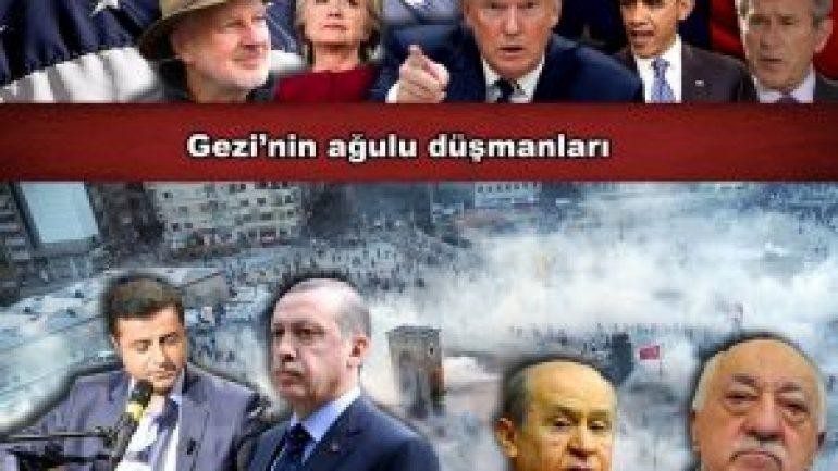 Gezi'nin ağulu düşmanları