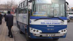 Toplu Ulaşımda Belediye Otobüsleri…