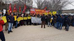 Konfederasyonumuz DİSK'in 52. Yaşını, Yüzlerce Direnişçinin ve İşçinin Katılımı ile Türkiye'nin Dört Bir Yanında Direniş Alanlarında Kutladık