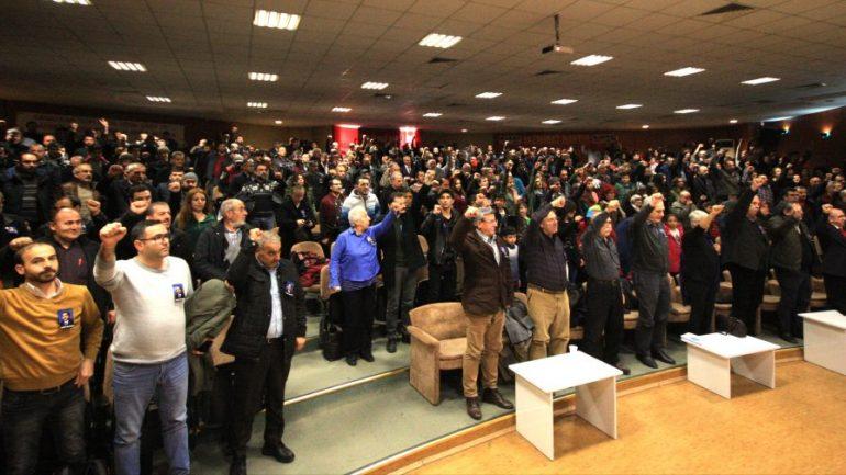 İşçi Sınıfının Ağabeyi Orhan Özer Yoldaş İşçi Sınıfı mücadelesinde bizlere yol gösteriyor
