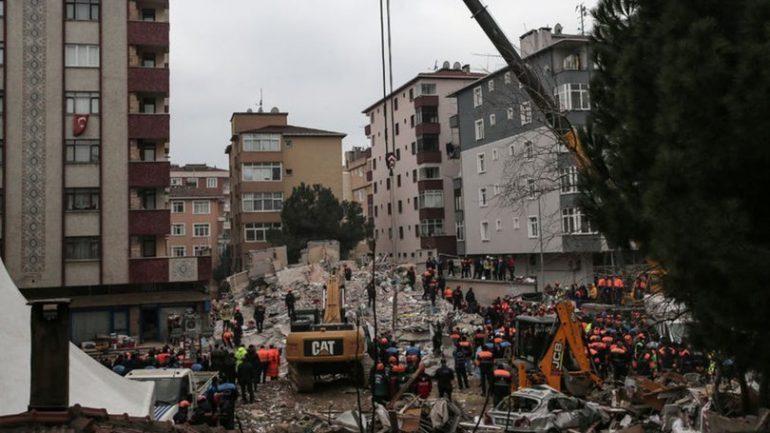 """Kartal Katliamı göstermiştir ki, AKP'nin """"İmar Barışı"""", Ölüm ile Barıştır!"""