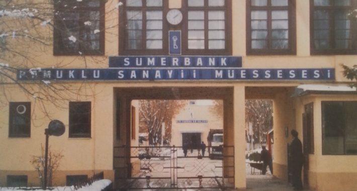 Küçük bir çocuğun hayatından bir Sümerbank geçti