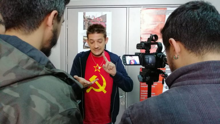 """""""Ülkemizin adı ne olursa olsun sorun aynı Sorun Emperyalizm!"""""""