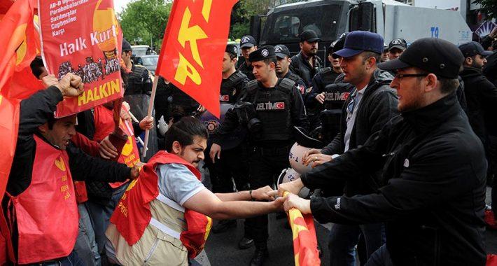 Selam olsun Türkiye İşçi Sınıfına…