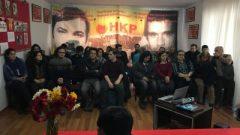 ON'ların mücadele bayrağı Kurtuluş Partisi Gençliği'nin ellerinde dalgalanıyor