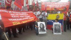 Nakliyat-İş'ten: Venezuela İşçi Sınıfı ve Halkı Yalnız Değildir!