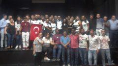 DİSK'e bağlı Genel-İş Sendikası İzmir 6 No'lu Şube Genel Kurulu yapıldı