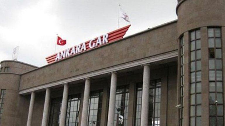 HKP'den Ankara Tren Garı'nın yasalar hiçe sayılarak özel bir kuruluşa tahsis edilmesine karşı suç duyurusu!