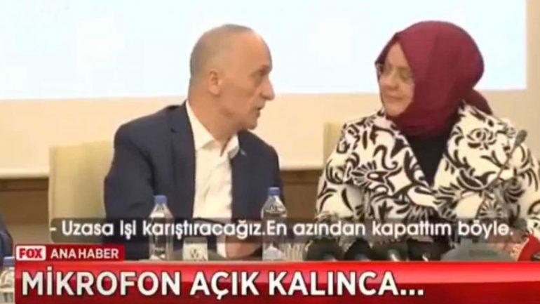 Nakliyat-İş'ten: Türk-İş Yönetimi ile Hükümet Arasında  200 bin Kamu İşçisi adına imzalanan Çerçeve Sözleşme,  bir İhanet Sözleşmesidir