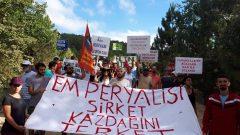 Kaz Dağları'nı Savunmak demek  Emperyalizme ve İşbirlikçilerine karşı Doğayı Savunmak demektir!
