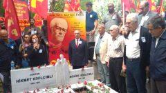 Türkiye Devrimi'nin Önderi Hikmet Kıvılcımlı, gerçek devamcılarınca anıldı