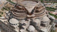 Gaziantep'te Kaçak Cami İnşaatı, İnşaat Mühendisinin Ölümünü getirdi