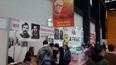 Derleniş Yayınları Eskişehir Kitap Fuarı'nda