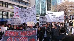 Emek Hırsızı ÖSYM! Emek Hırsızı AKP!