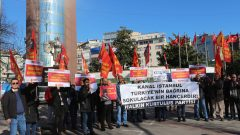 "ABD-AB Projesi ""Talan İstanbul""u Protesto Ettik!"
