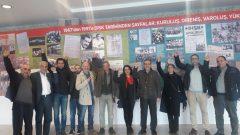 Türkiye İşçi Sınıfının yüz akı,  DİSK'in geleneğinin, tarihsel mücadelesinin yegâne temsilcisi Nakliyat-İş,  16'ncı DİSK Genel Kurulu'na damgasını vurdu!