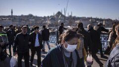 İstanbul Koronavirüs Cenderesinde…