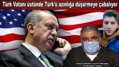 Türk Vatanı üstünde Türk'ü azınlığa düşürmeye çabalıyor