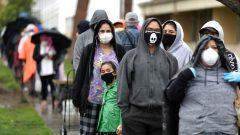ABD Emperyalistleri, halkına-fakirlerine karşı zalimdir! Koronavirüs herkese eşit davranmıyor…
