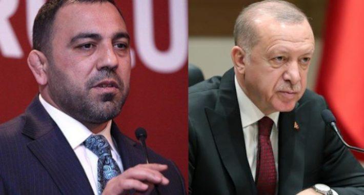 AKP'giller'in sahte diplomalı Pehlivanı Hamza Yerlikaya hakkında suç duyurusunda bulunduk!