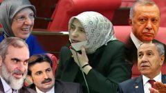 Ortaçağcı Gericiliğin ve Şeriatçılığın Ürünü AKP'giller'in Kadının Adını Anmaya Hakkı Yok!