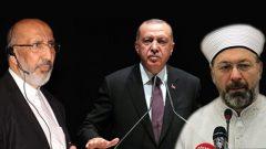 AKP Anayasası Madde 1: Devletin dili şiddettir. Erdoğan, Erbaş ve Dilipak üçlemesi…