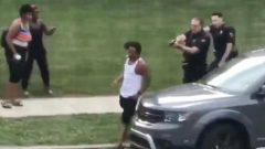 """ABD'de ırkçı polis şiddeti devam ediyor… """"Amerika katil katil"""""""
