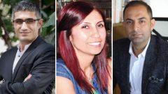 Cezaevleri, cezalar yıldıramaz gazeteciliğin onuru yurtsever gazetecileri