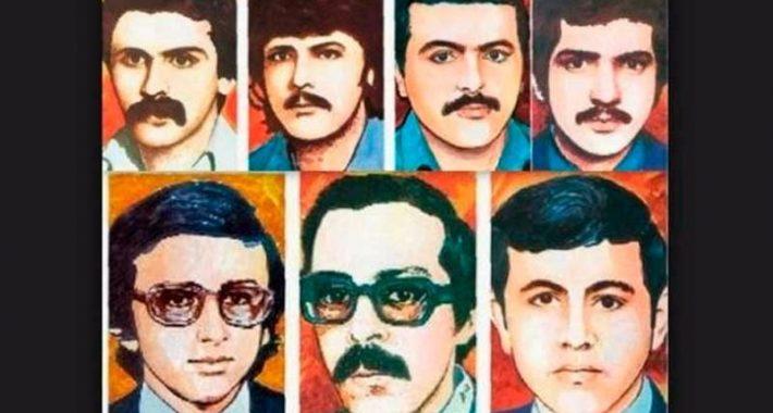 1978 yılının 8 Ekim'ini 9 Ekim'e bağlayan gecesinde hunharca katledildi  7 Devrimci, 7 Aydın, 7 Genç İnsan,  Unutulmayacaklar!