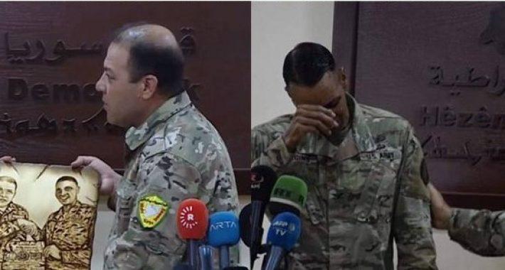 Suriye'de ABD ve Barzani öncülüğünde Kürt devletçiği kurulurken…