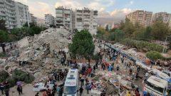 Yaşanan felaketin sorumlusu deprem değil,  Antika ve Modern Parababaları düzenidir,  özellikle de Ortaçağcı Tayippgller iktidarıdır