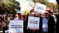 Meslek Kuruluşları; Demokrasi ve Hukuk Mücadelesini  İşçi ve Emekçilerle Tarihsel İttifakını Kurarak Yükseltmek Zorundadır