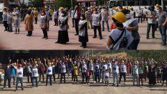 Nakliyat-İş'ten: Soma ve Ermenek Maden İşçilerinin Haklı ve Meşru Yürüyüşüne  Polisin Biber Gazı ve Plastik Mermi ile Müdahale Etmesini protesto ediyoruz  Maden İşçileri Yalnız Değildir!