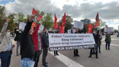Kıdem Tazminatı hakkını gasp etmeye çalışan AKP'giller'e geçit vermeyeceğiz!