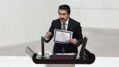 """Halkın Kurtuluş Partisi, Pelvan Hamza'nın diploma sahtekârlığıyla """"gurur duy""""an AKP'li Cahit Özkan hakkında da suç duyurusunda bulundu!"""