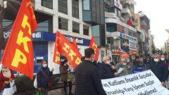 HKP İzmir İl Örgütü olarak, bundan 42 yıl önce CIA-MİT-Kontrgerilla işbirliği ile gerçekleştirilen Maraş Katliamı'nı unutmadığımızı ve unutturmayacağımızı haykırdık!