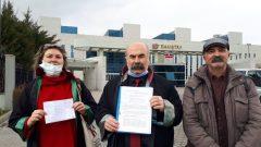 """HKP'den: """"Partimiz, AKP'giller'in Kaçak Saray'ı yasallaştırma kılıfı olan 1700 sayılı İlke Kararına karşı Danıştayda dava açtı!"""""""