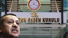 Ey AKP'giller, Ey AKP'giller'in Seçim Bürosu gibi çalışan YSK, Partimizi seçimlere sokmamakla Tam Kanunsuzluk yapıyorsunuz, Hesabını vereceksiniz!