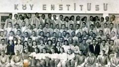 81'inci kuruluş yıldönümünde Köy Enstitülerinin mirasına sahip çıkıyoruz
