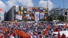 Ortaçağcı Gericiliğe karşı bir İsyan olan  Gezi Direnişi'miz, 8'inci yılında Mücadelemizde Sürüyor!